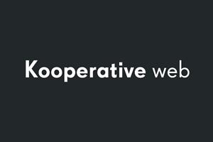 Sponsor - Kooperative web