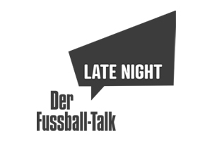 Sponsor - LateNight der Fussball-Talk