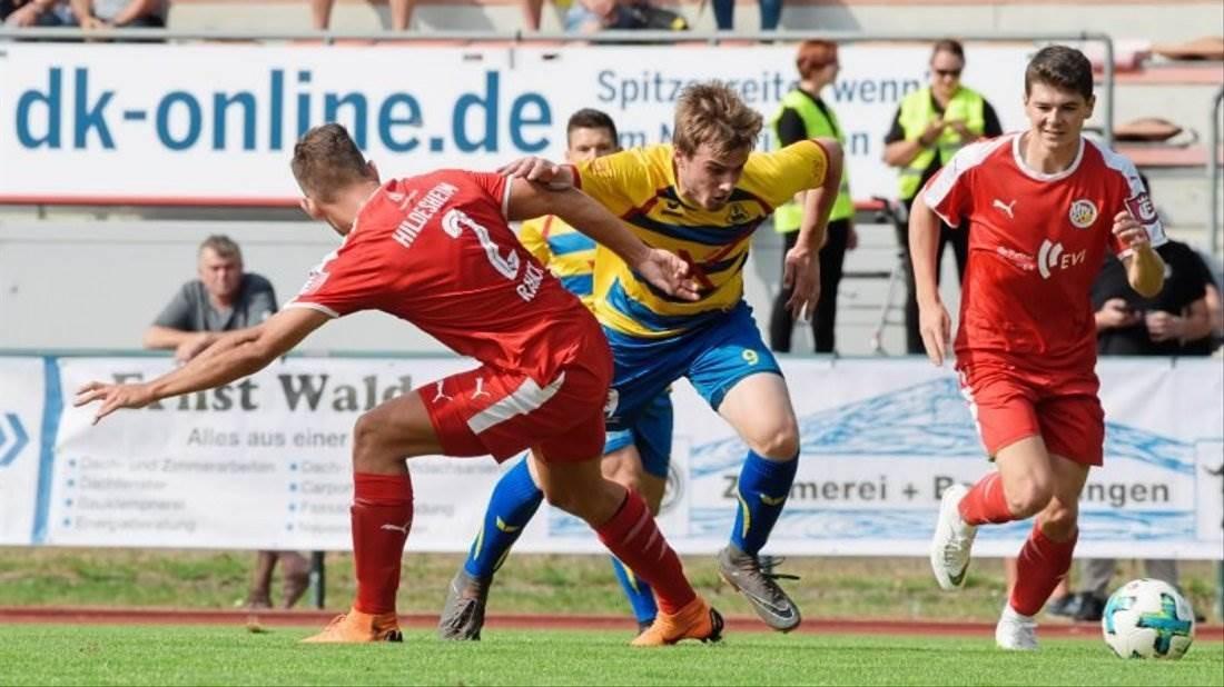 SV Atlas gewinnt gegen Hildesheim mit 3:1