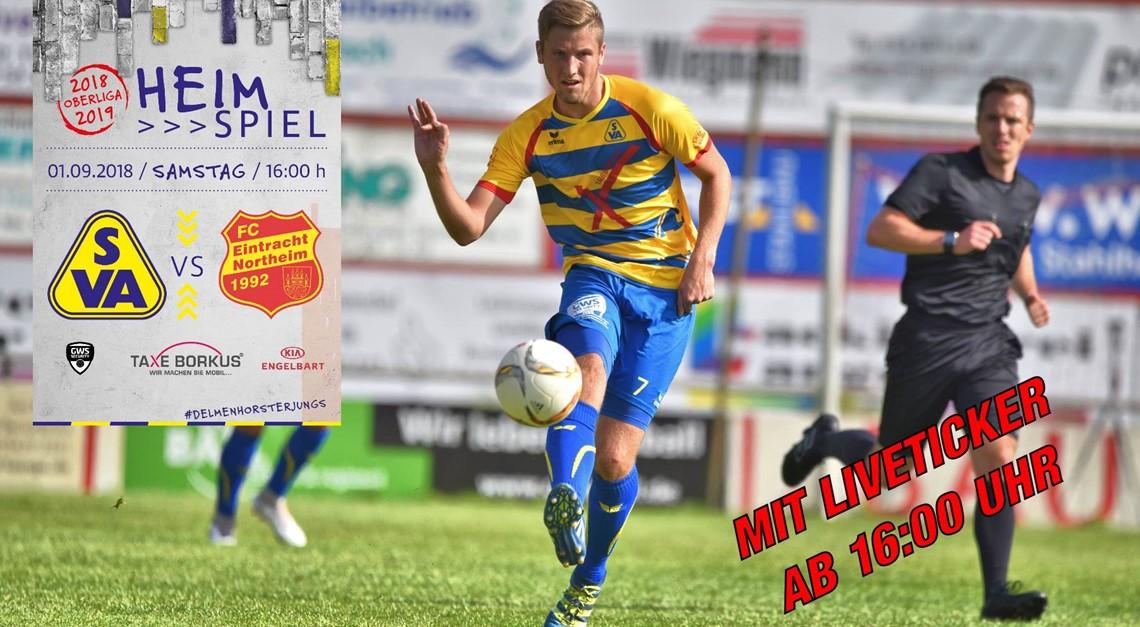 SV Atlas Delmenhorst bittet zum Spitzenspiel