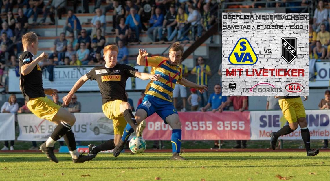 Wegweisendes Derby gegen BV Cloppenburg