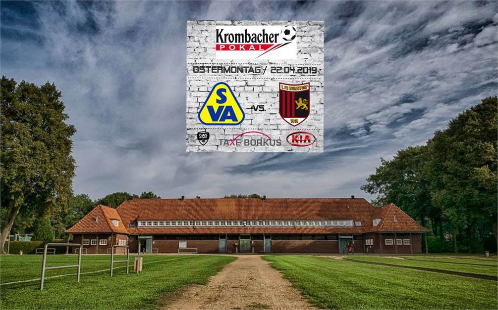 SV Atlas empfängt im Halbfinale 1. FC Wunstorf