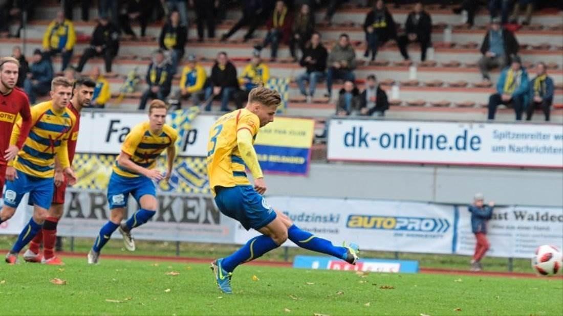 Verdienter Sieg gegen 1. FC Wunstorf
