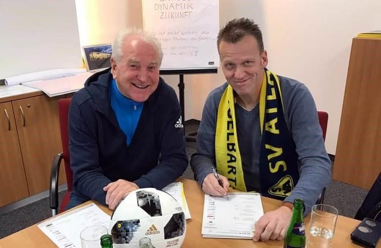 Olaf Blancke neuer Chef-Trainer beim SVA