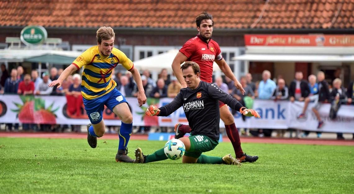 Auswärtsspiel bei Eintracht Northeim