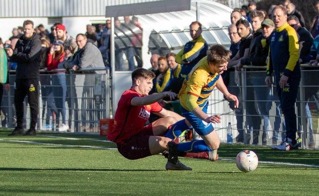 Atlas verliert Spitzenspiel gegen Northeim mit 1:2