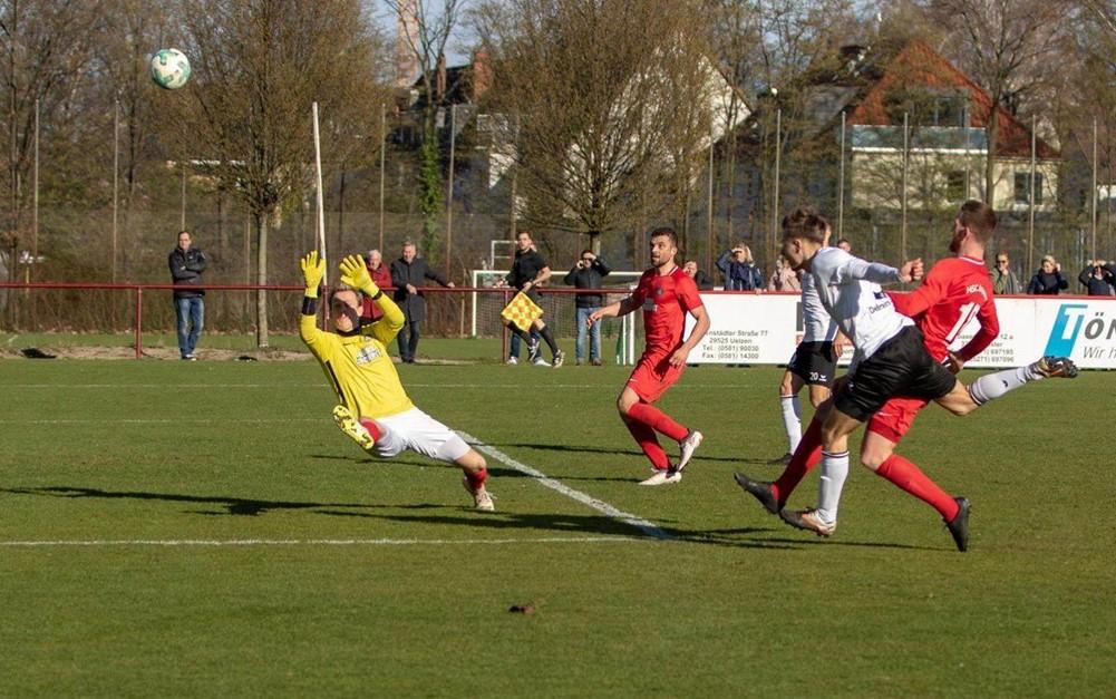 Atlas Delmenhorst überzeugt beim HSC Hannover