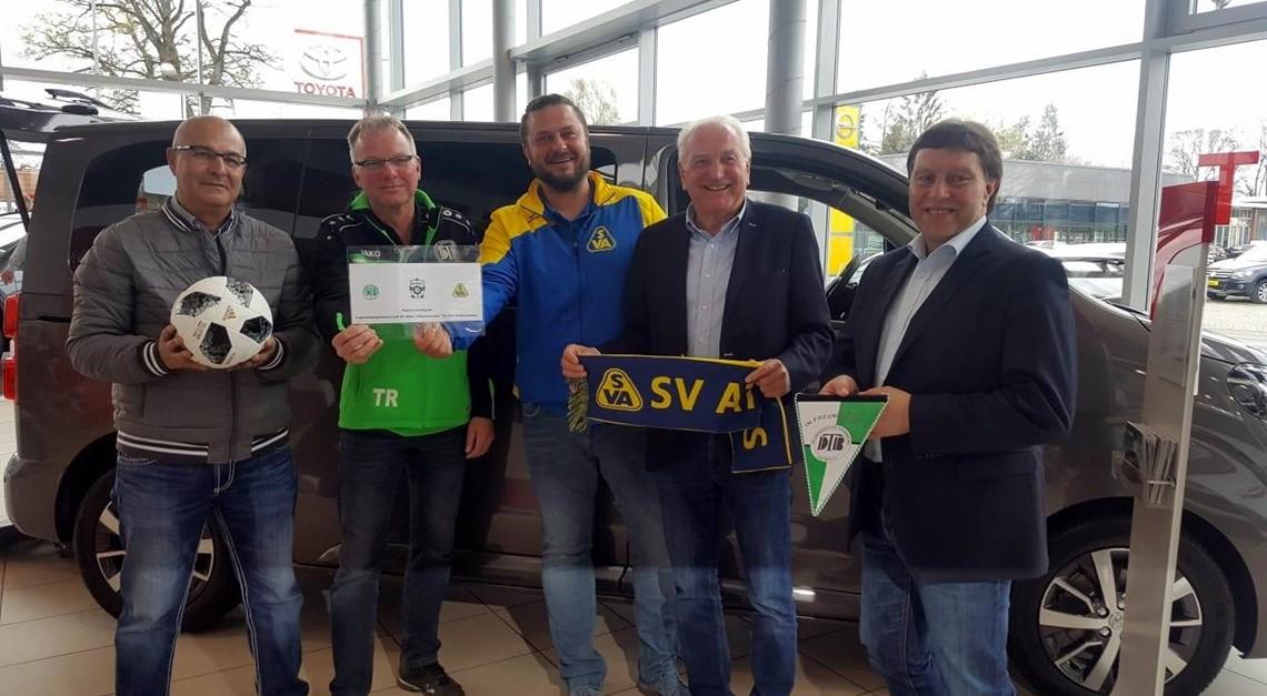 helle n Farbe Einkaufen neueste kaufen SV Atlas und DTB gründen JSG Delmenhorst - SV Atlas ...