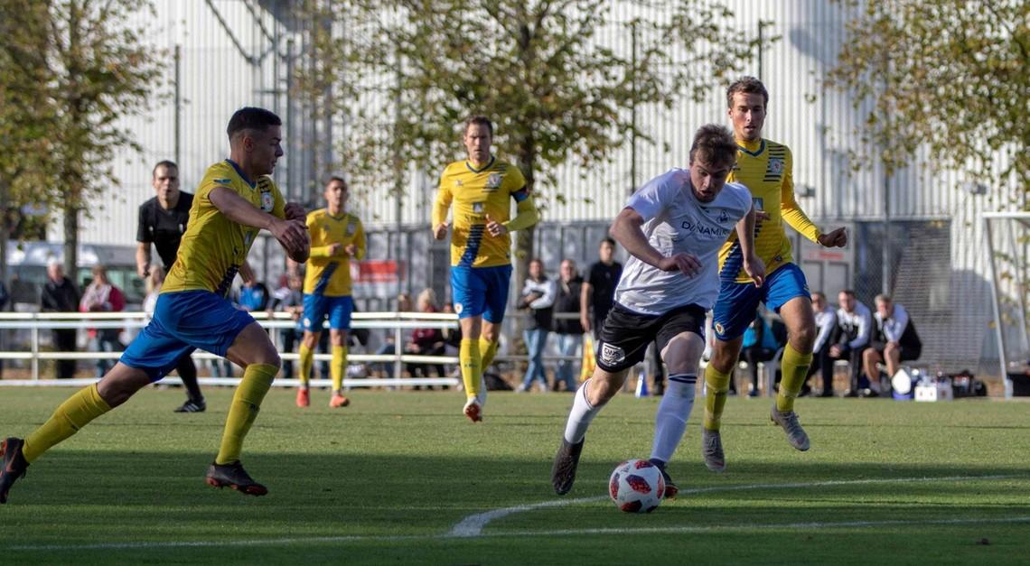 Heimspiel gegen Eintracht Braunschweig II