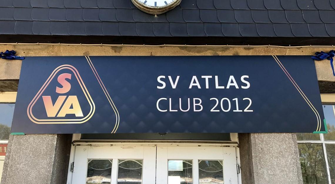 Tolle Premiere für den SV ATLAS CLUB 2012