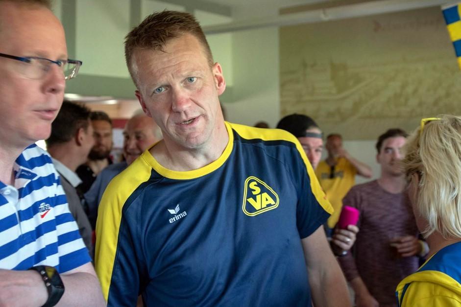 SV Atlas trennt sich von Trainer Olaf Blancke