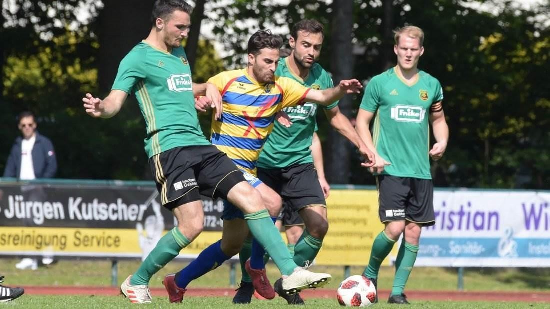 SV Atlas verliert letztes Punktspiel der Saison