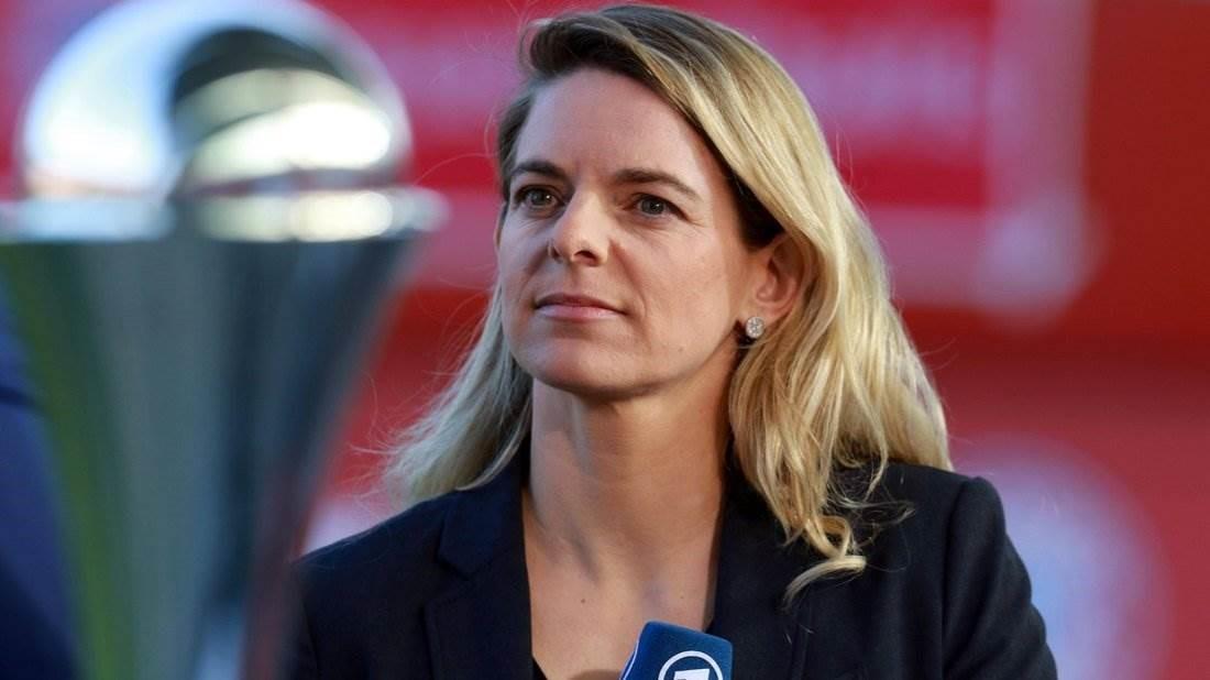 Nia Künzer zieht Gegner des SV Atlas Delmenhorst