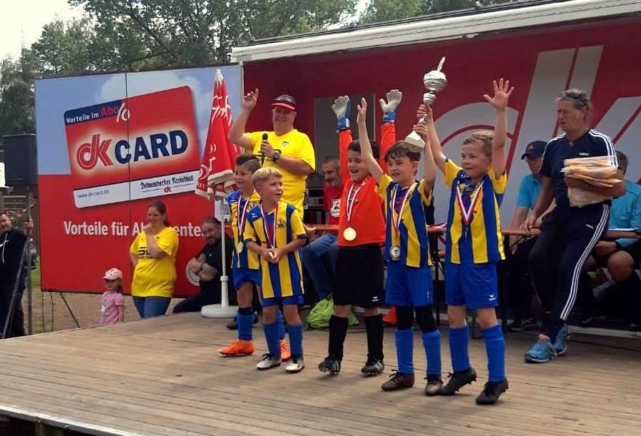 SVA erfolgreich beim Charity-Cup