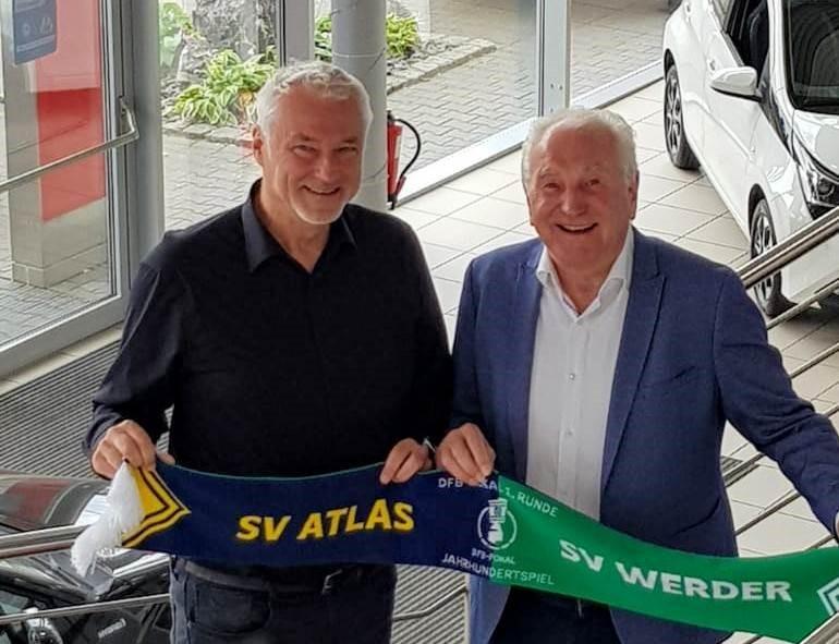 Tino Polster unterstützt Vorstand zum DFB-Pokal