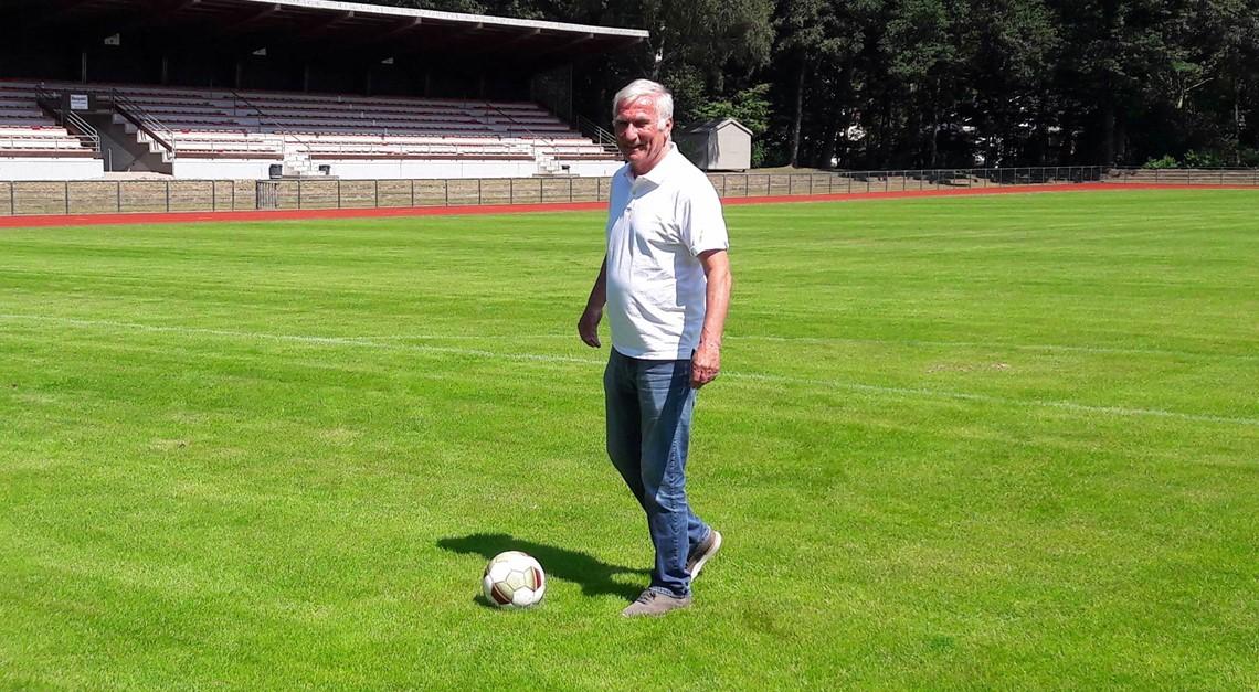 Pokalkönig Herbert Meyer zurück in Düsternort