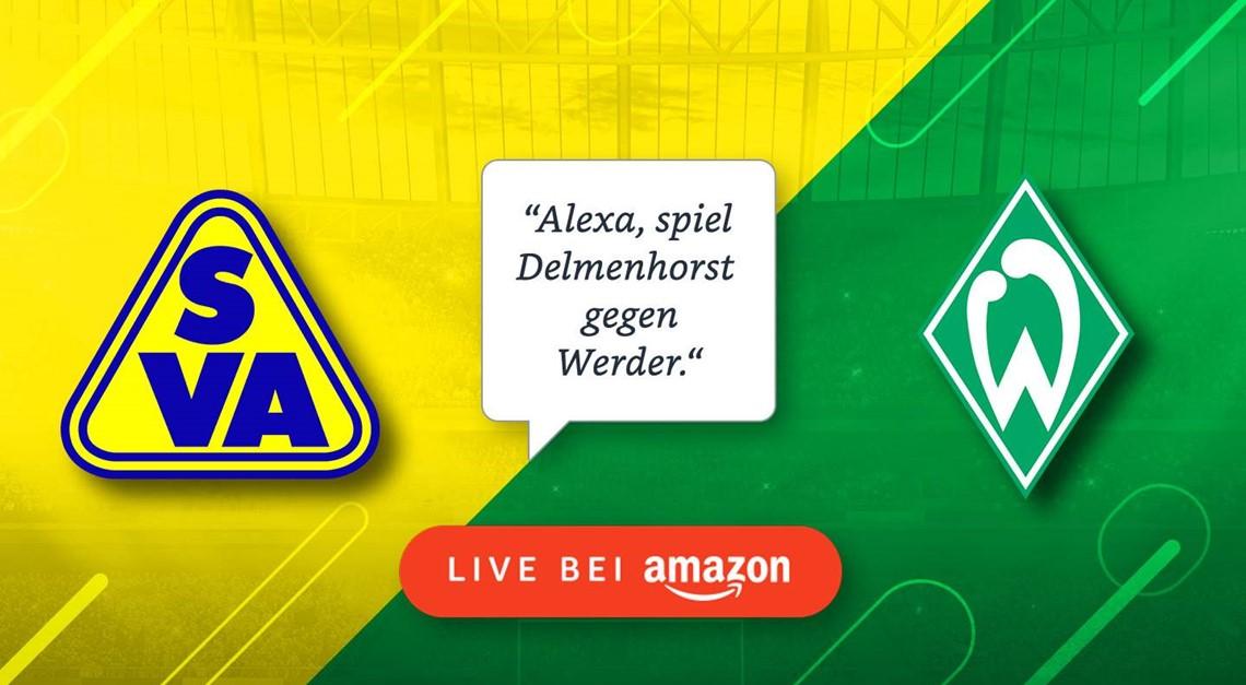 DFB-Pokalspiel live bei Amazon