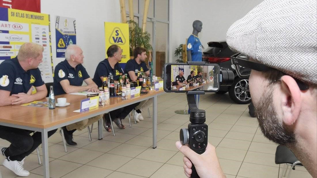 12.000 Delmenhorster kommen zum DFB-Pokalspiel