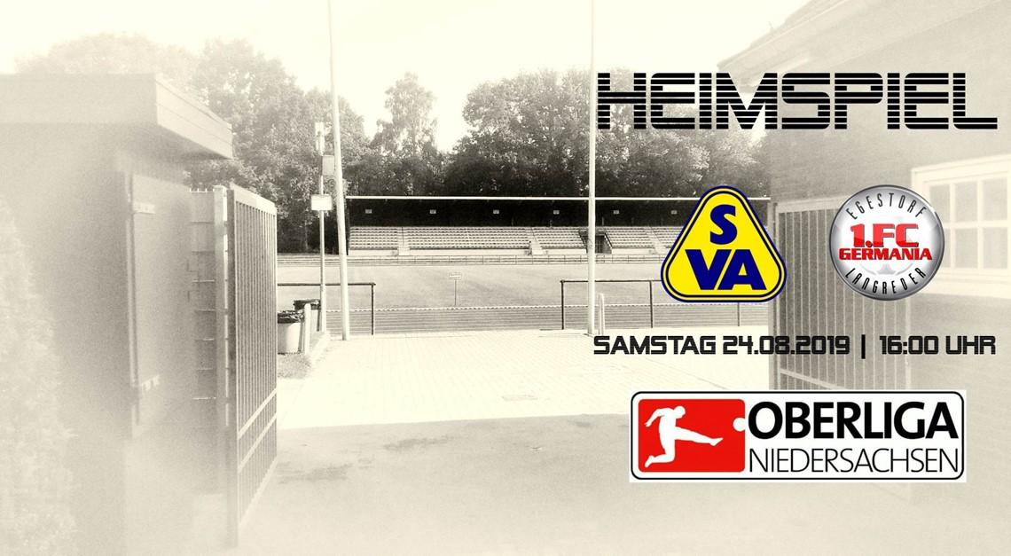 SV Atlas vs. 1. FC Germania Egestorf-Langreder