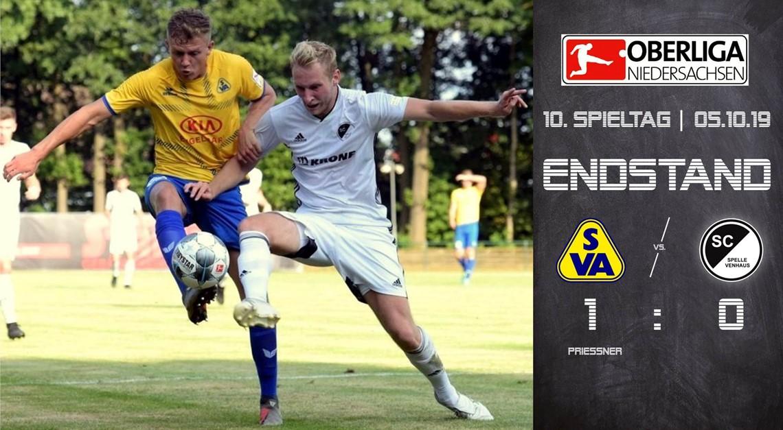 Atlas feiert 1:0-Heimsieg gegen Spelle
