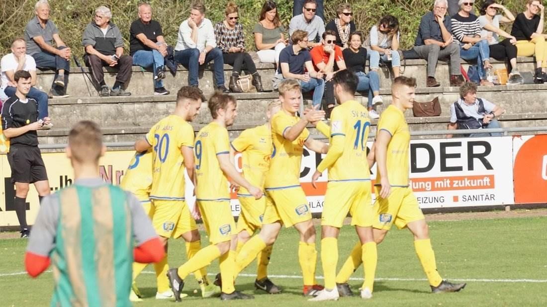 Kantersieg gegen Eintracht Northeim