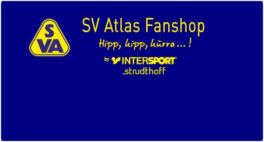 Weihnachtsangebote im SV Atlas-Shop