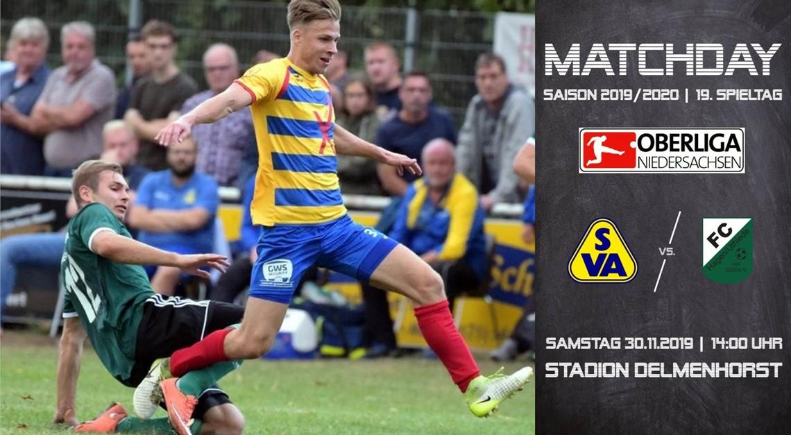 SV Atlas empfängt FC Hagen/Uthlede