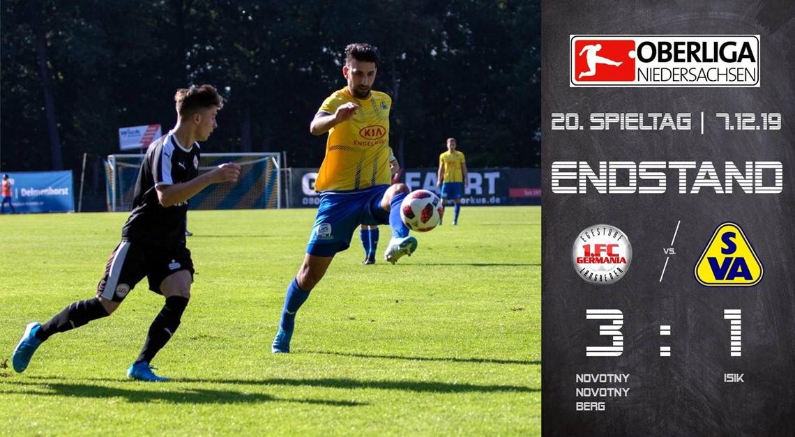 SV Atlas kassiert zweite Niederlage in Folge