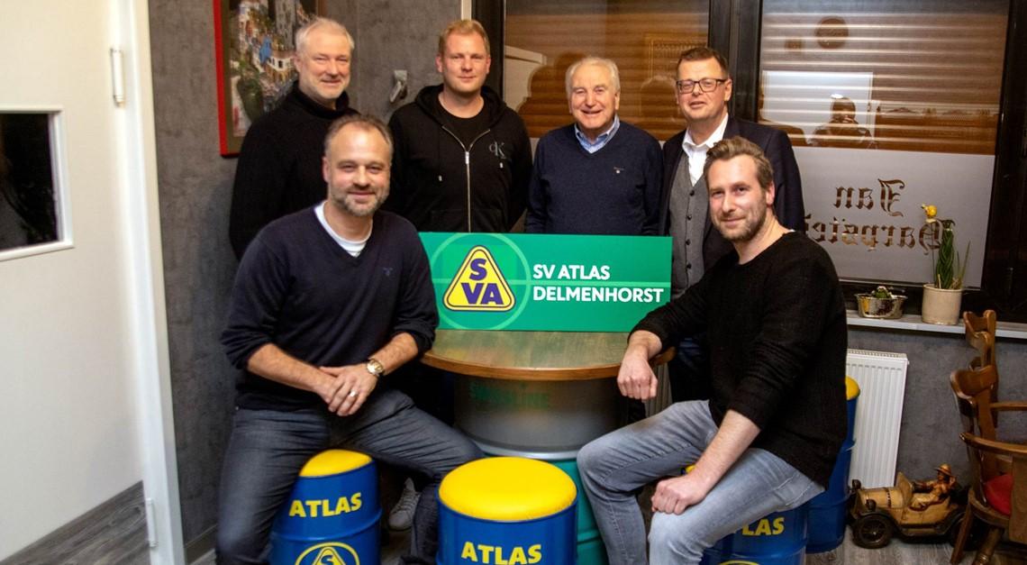 SV Atlas stellt Führungsriege neu auf