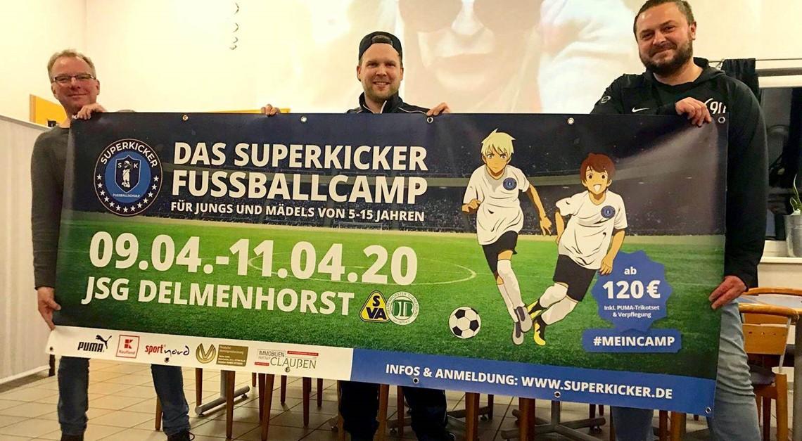 Das Superkicker-Fußballcamp