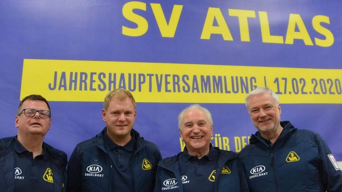 Jahreshauptversammlung des SVA