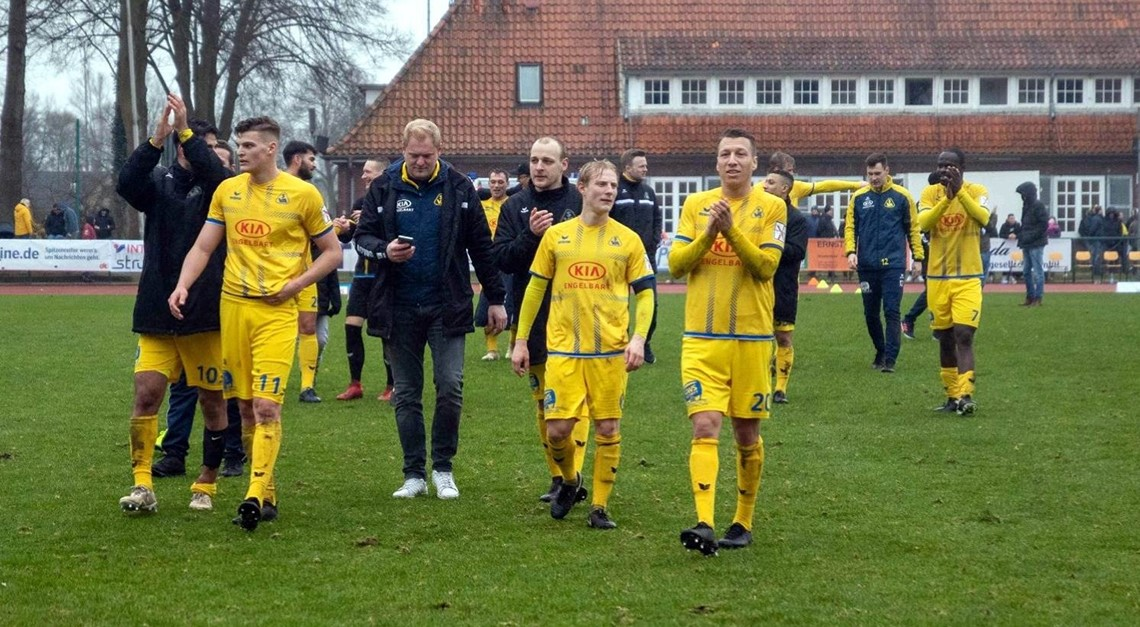 Corona, die UEFA und der SV Atlas Delmenhorst
