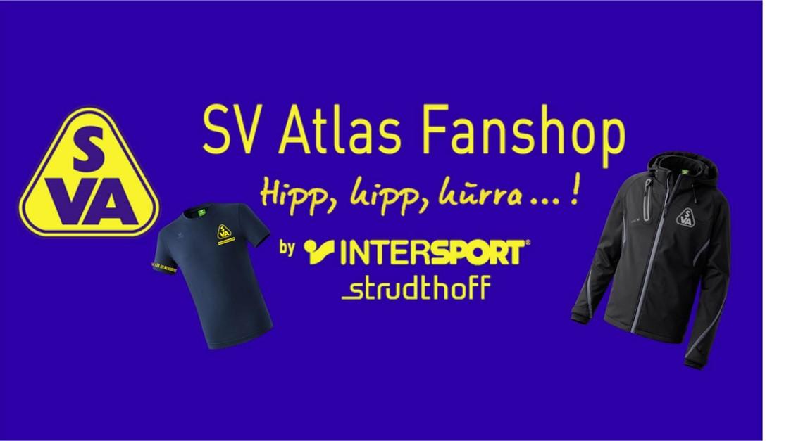Stark: neue Fan-Artikel im SVA-Shop