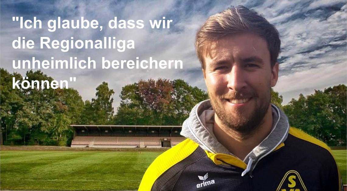 Coach Riebau im Interview