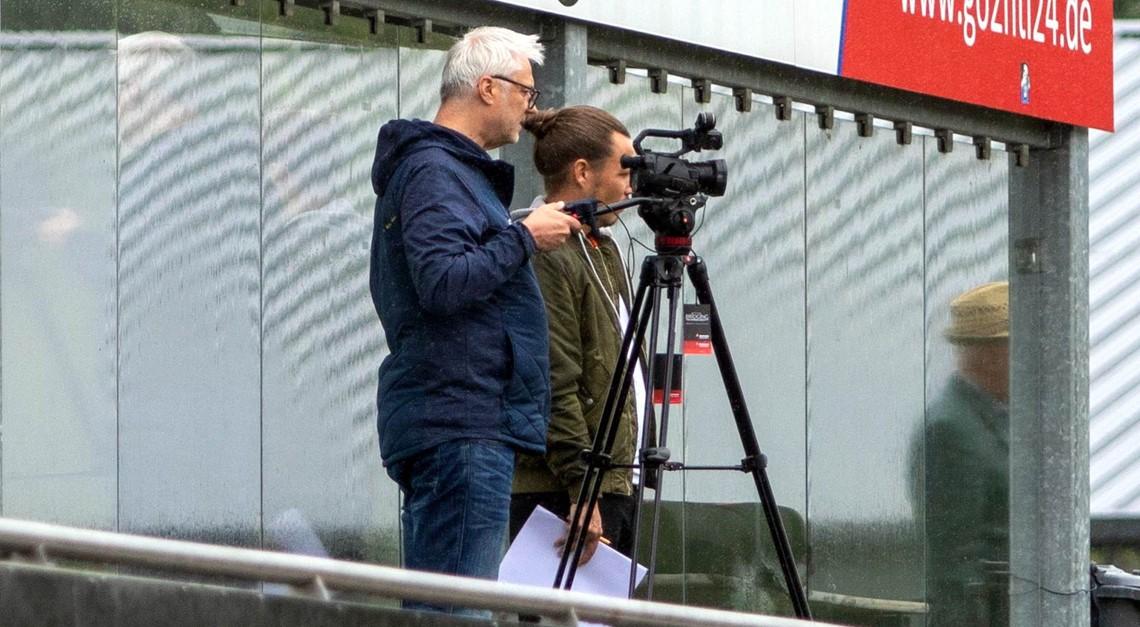 Live-Streaming und Public-Viewing auf Sommerwiese