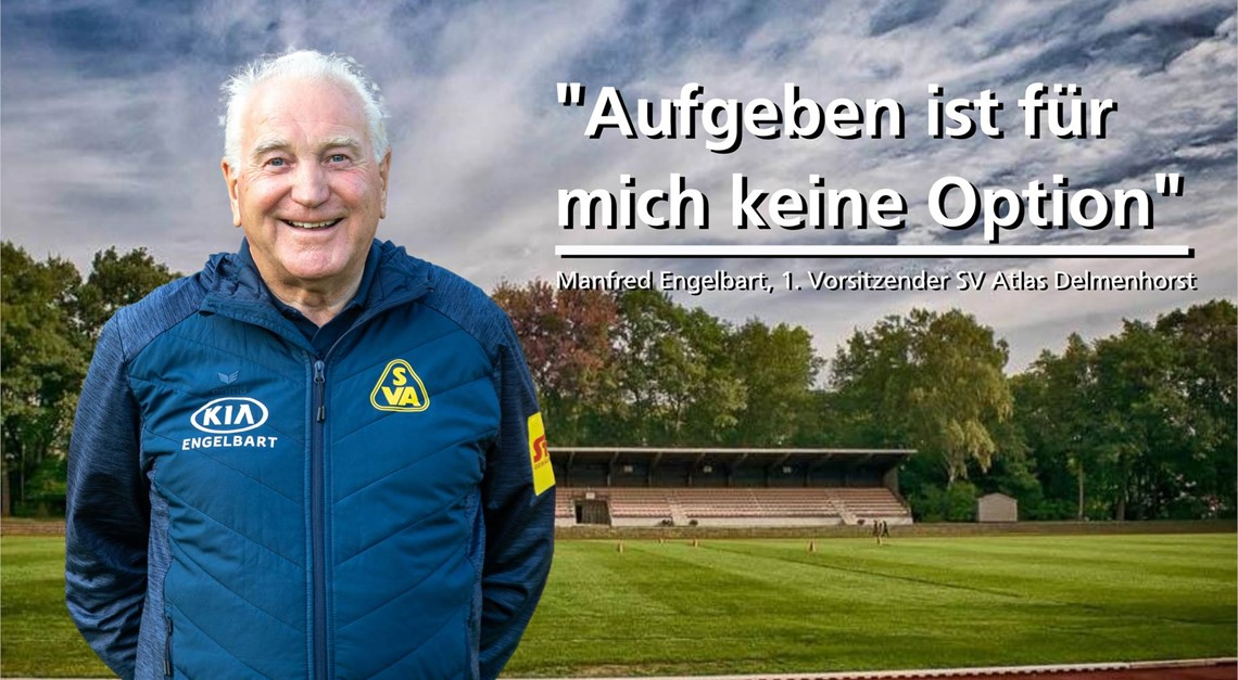 Klub-Chef Manni Engelbart bezieht Stellung