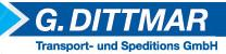 Sponsor - G. Dittmar - Transport- und Speditions GmbH
