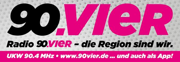 Sponsor - Radio 90.vier