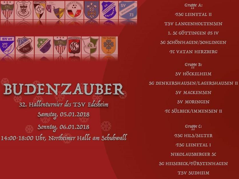 Budenzauber des TSV Edesheim