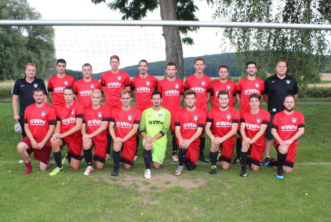 Mannschaftsfoto FSG Leinetal