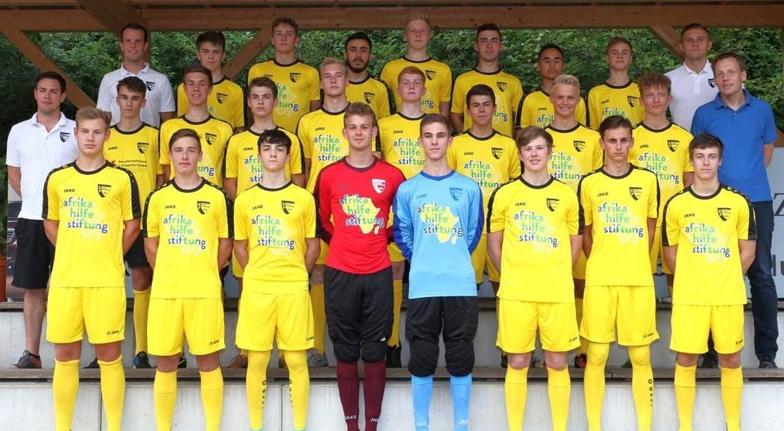 U19 erkämpft sich 0:0 gegen Spitzenteam!