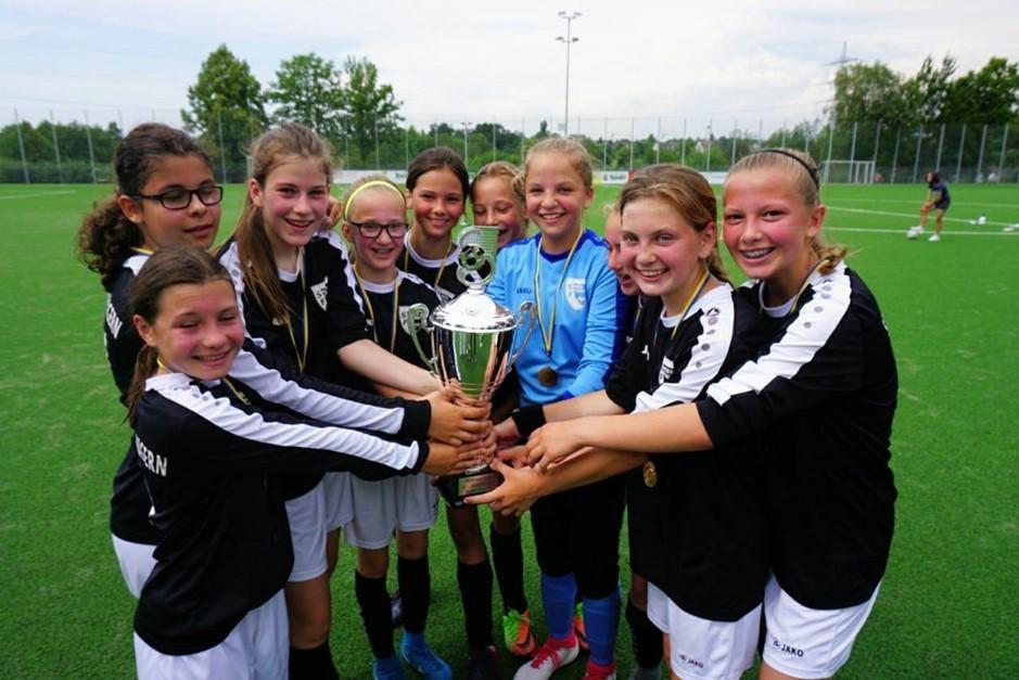 U13 wird Kreispokalsieger
