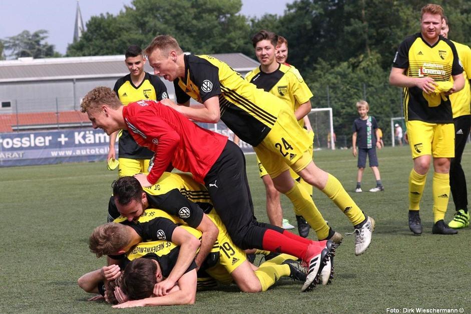 Oberliga relegation sicher!