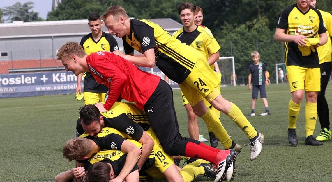 Relegation Oberliga