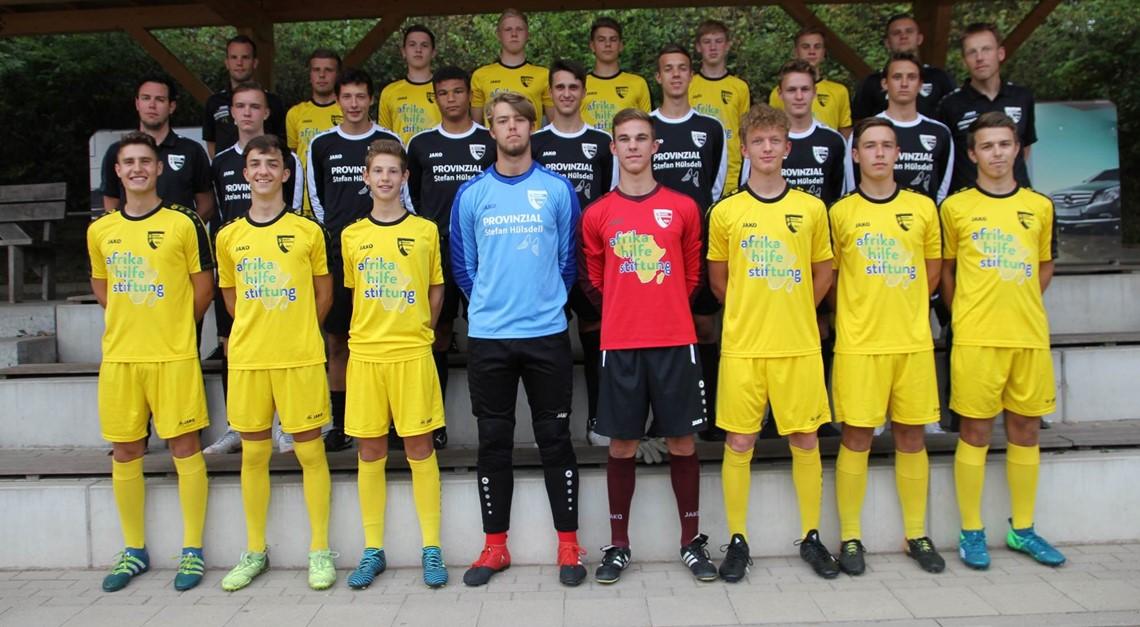 Perfekter Start für die U19