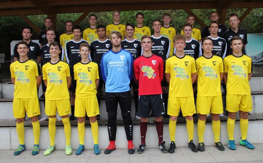 A-Jugend kickt Niederrheinligisten aus dem Pokal