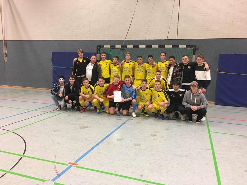 A-Jugend verteidigt Stadtmeistertitel