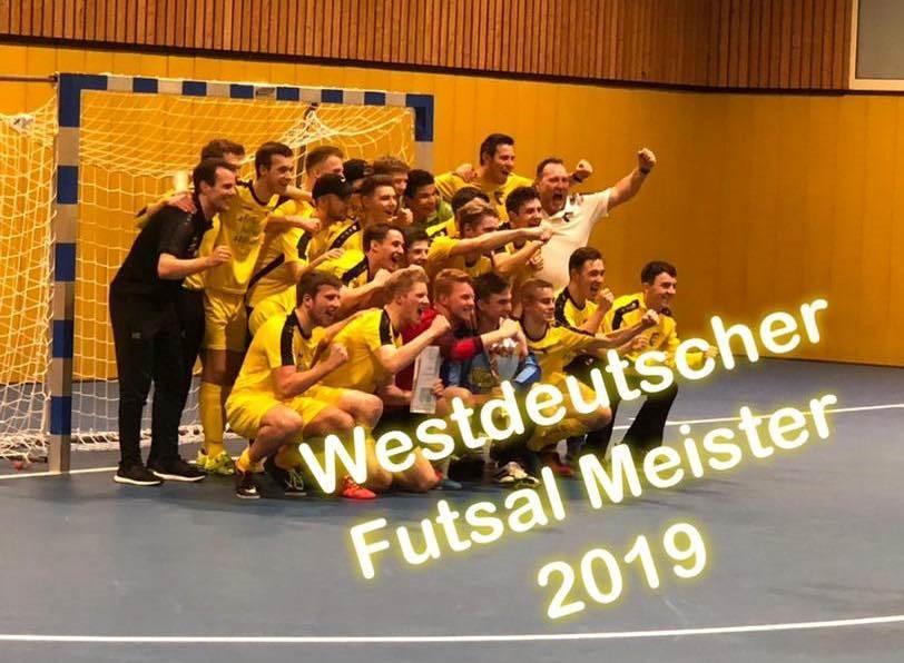 A-Jugend gewinnt westdeutsche Meisterschaft
