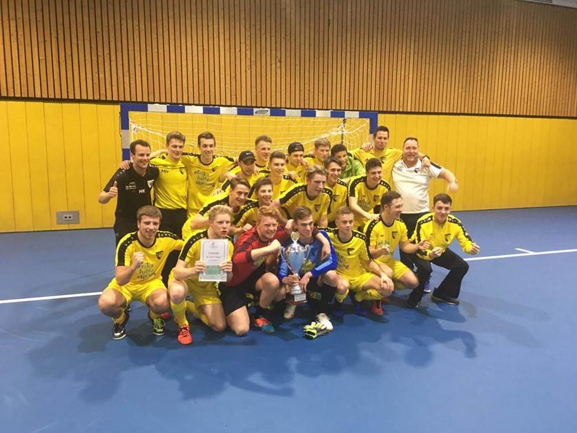 A-Jugend wird Westdeutscher Futsalmeister!