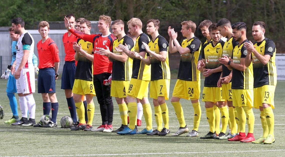 Sportfreunde Niederwenigern wollen auf Platz 2!